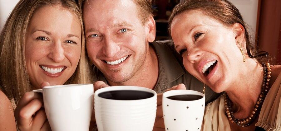 cafea pentru si la birou